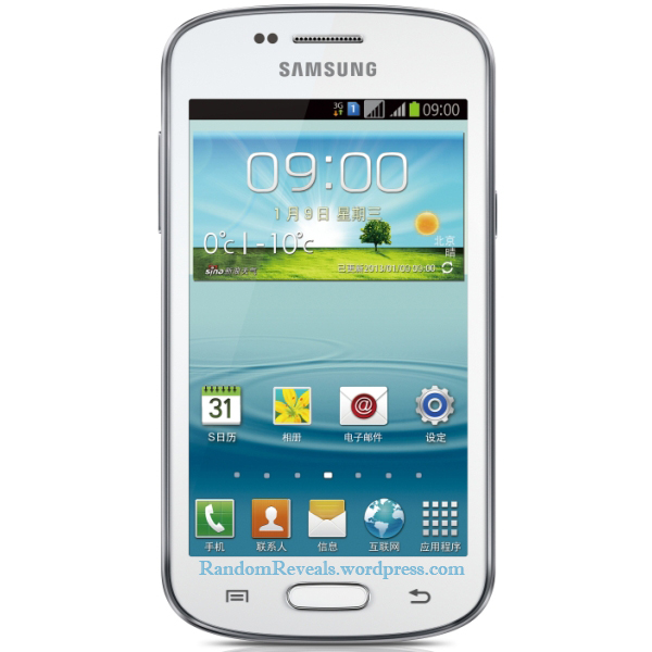 Samsung Galaxy Trend II.